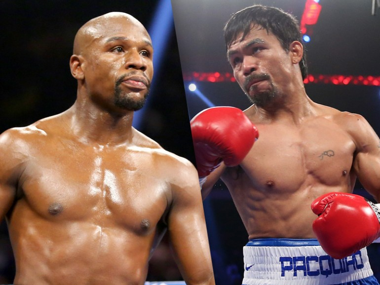 Source: Floyd Mayweather To Agree To Fight Manny Pacquiao On May 2nd